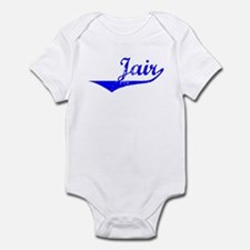 Jair Vintage (Blue) Infant Bodysuit