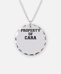 Property of CARA Necklace