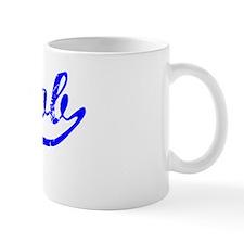 Jakob Vintage (Blue) Mug