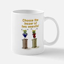 Cute Lesser of two weevils Mug