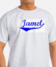 Jamel Vintage (Blue) T-Shirt