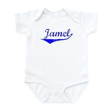 Jamel Vintage (Blue) Infant Bodysuit
