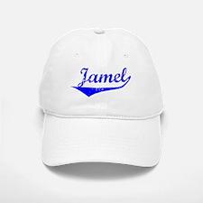 Jamel Vintage (Blue) Baseball Baseball Cap