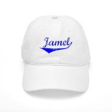 Jamel Vintage (Blue) Baseball Cap