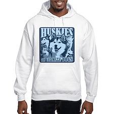 Huskies - The Ultimate Dogs Hoodie