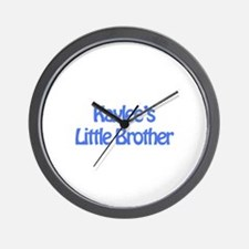 Kaylee's Little Brother Wall Clock