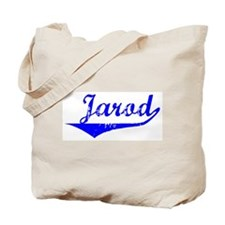 Jarod Vintage (Blue) Tote Bag