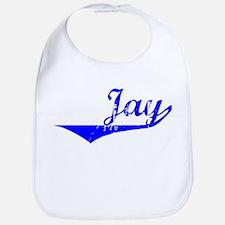 Jay Vintage (Blue) Bib