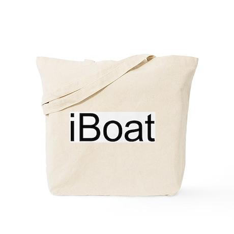 iBoat Tote Bag