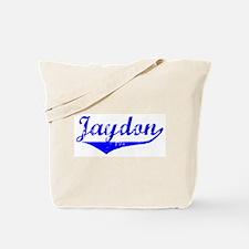 Jaydon Vintage (Blue) Tote Bag