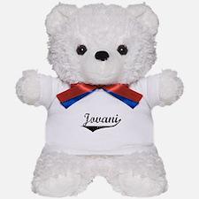 Jovani Vintage (Black) Teddy Bear