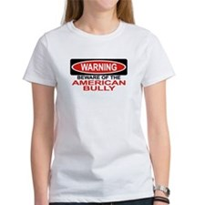 AMERICAN BULLY Womens T-Shirt