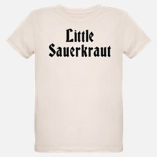 Little Sauerkraut Ash Grey T-Shirt