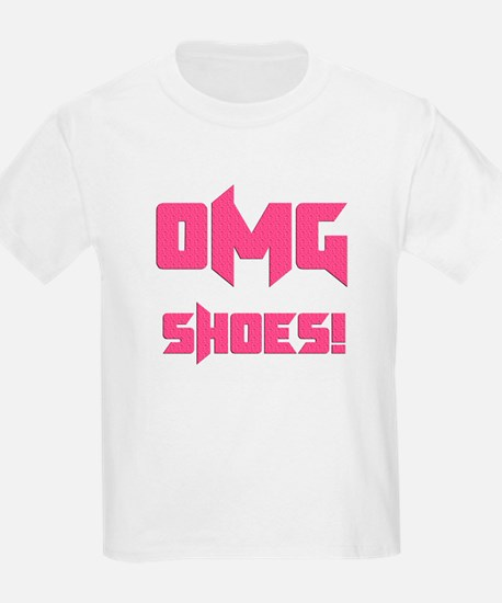 OMG Shoes 1.0 T-Shirt