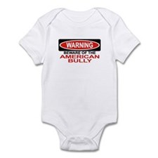 AMERICAN BULLY Infant Bodysuit