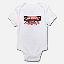 AMERICAN BULLY Infant Bodysuit