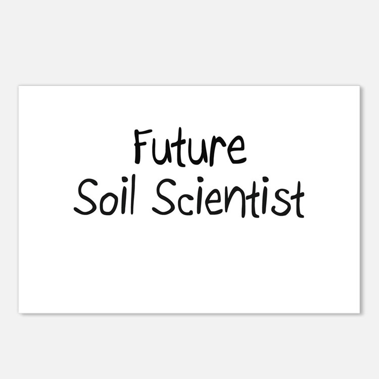 Future Soil Scientist Postcards (Package of 8)