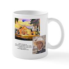 Alamo Small Mug