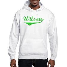 Wilson Vintage (Green) Hoodie