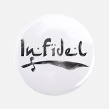 """Infidel 3.5"""" Button (100 pack)"""