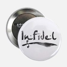 """Infidel 2.25"""" Button (10 pack)"""