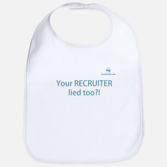 Your RECRUITER lied too?! Bib