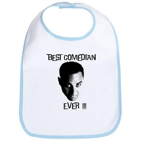 Best Comedian Ever! Bib