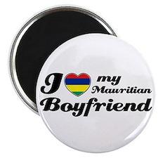I love my Mauritian Boyfriend Magnet