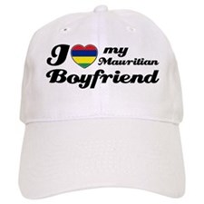 I love my Mauritian Boyfriend Baseball Cap