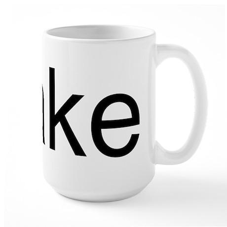 iBake Large Mug