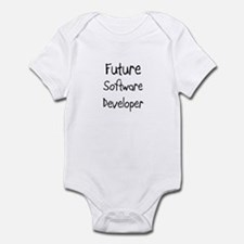 Future Software Developer Infant Bodysuit