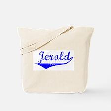 Jerold Vintage (Blue) Tote Bag