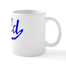 Jerold Vintage (Blue) Coffee Mug