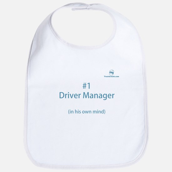 #1 Driver Manager (in his own Bib