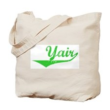 Yair Vintage (Green) Tote Bag