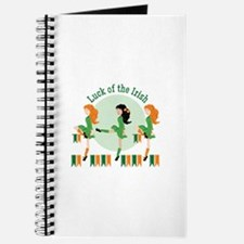 Luck Of Irish Journal