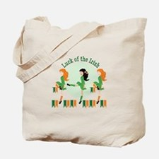 Luck Of Irish Tote Bag