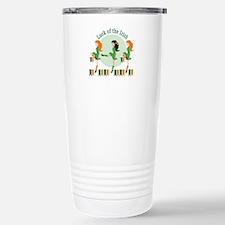 Luck Of Irish Travel Mug