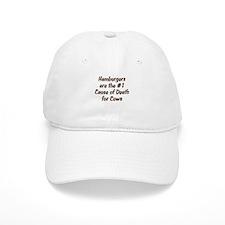 Hamburgers Baseball Cap