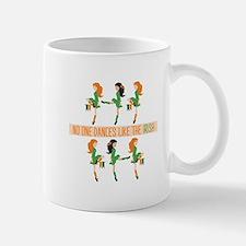 Dance Like Irish Mugs