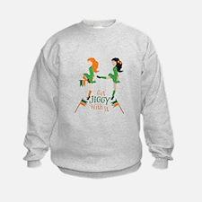 Get Jiggy Sweatshirt