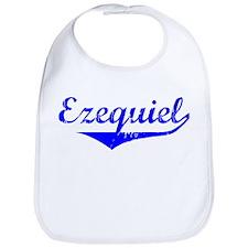 Ezequiel Vintage (Blue) Bib