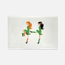 Irish Dancer Magnets