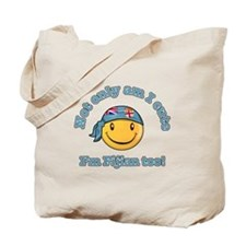 Not only am I cute I'm Fijian too Tote Bag
