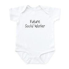 Future Social Worker Infant Bodysuit