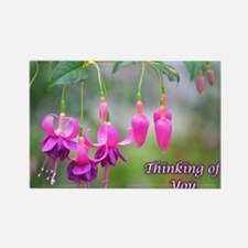 Funny Stamens Rectangle Magnet