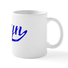 Jocelyn Vintage (Blue) Coffee Mug