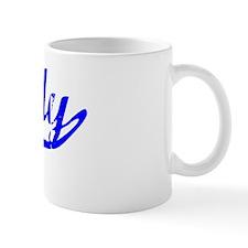 Jody Vintage (Blue) Coffee Mug