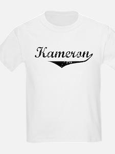 Kameron Vintage (Black) T-Shirt