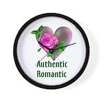 Authentic Romantic Wall Clock